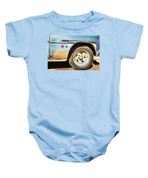 Chevy Deluxe Baby Onesie