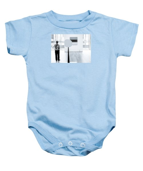 Chicago Mca 2014 Baby Onesie
