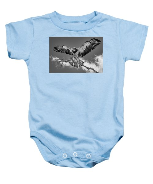 Cleared For Landing 2 Baby Onesie