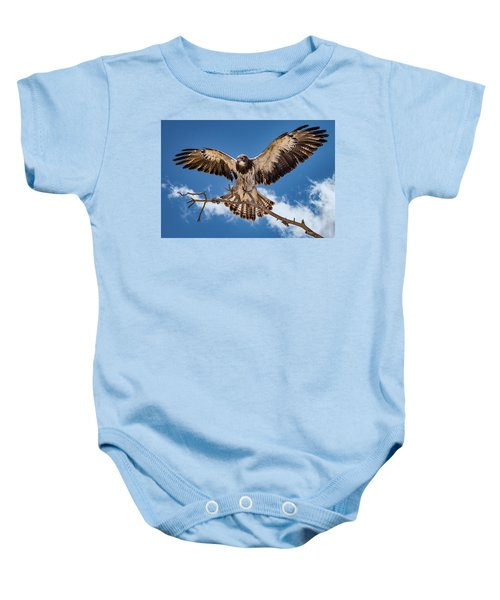 Cleared For Landing Baby Onesie