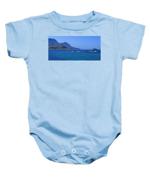 Coast Of Gramvousa Baby Onesie
