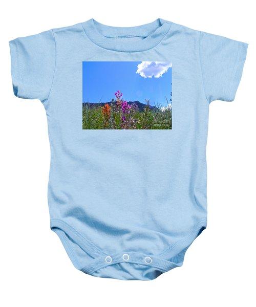 Colorado Colors Baby Onesie