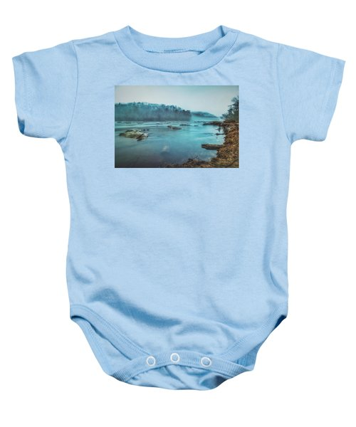 Colorful Fog Baby Onesie