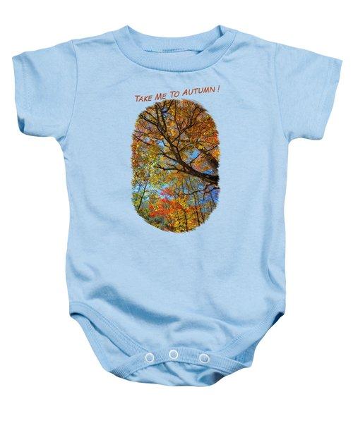 Colors On High 2 Baby Onesie