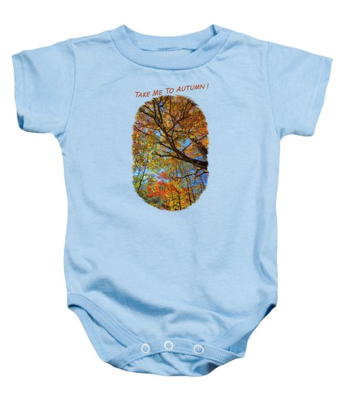 Colors On High 2 Baby Onesie