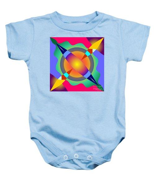 Colorscape 1-5 Baby Onesie