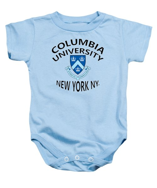 Columbia University New York Baby Onesie