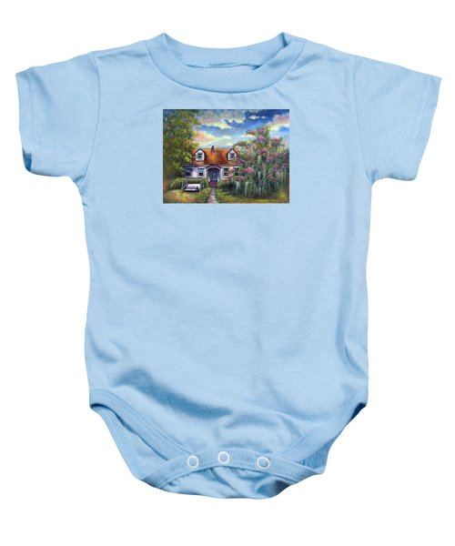 Come Let Me Love You Baby Onesie