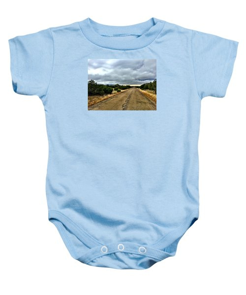 County Road Baby Onesie