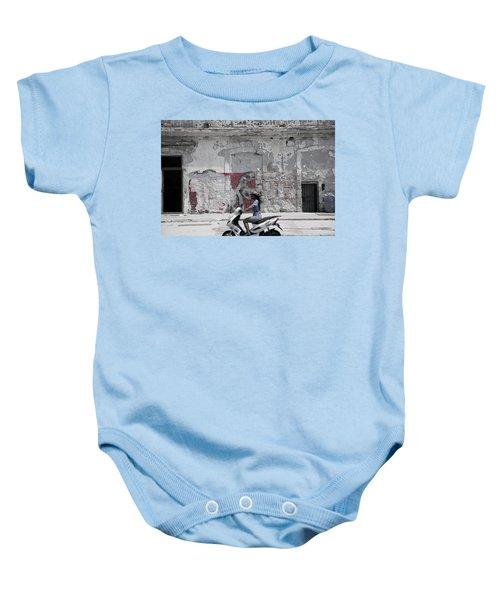 Cuba #5 Baby Onesie