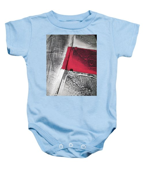Curbs At The Canadian Formula 1 Grand Prix Baby Onesie