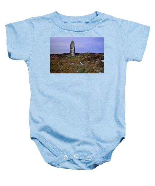 Danby High Moor Stone Baby Onesie
