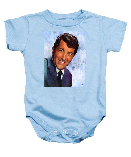 Dean Martin 02 Baby Onesie