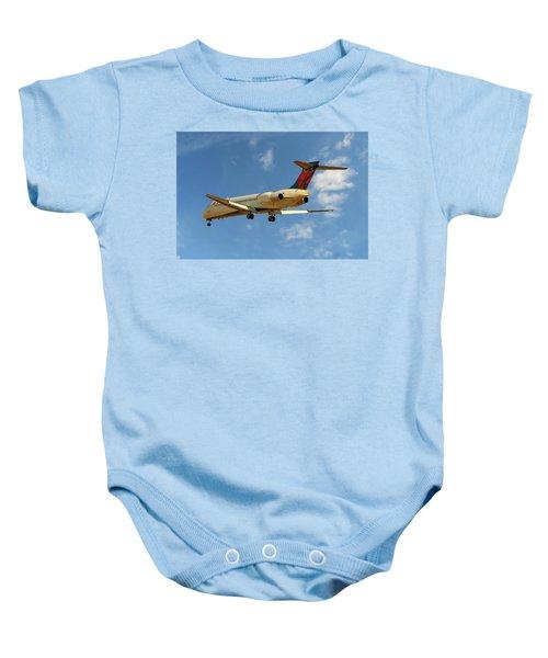 Delta Airlines Boeing 717-200 Baby Onesie