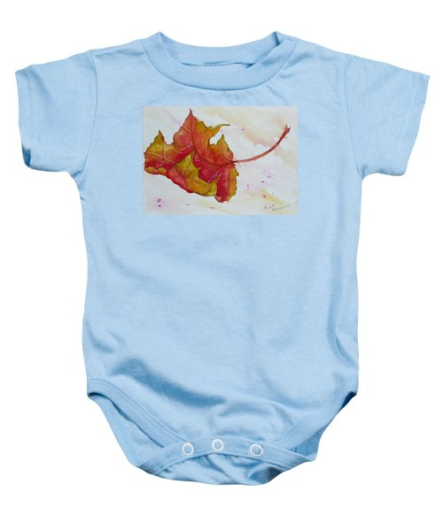 Descending Baby Onesie