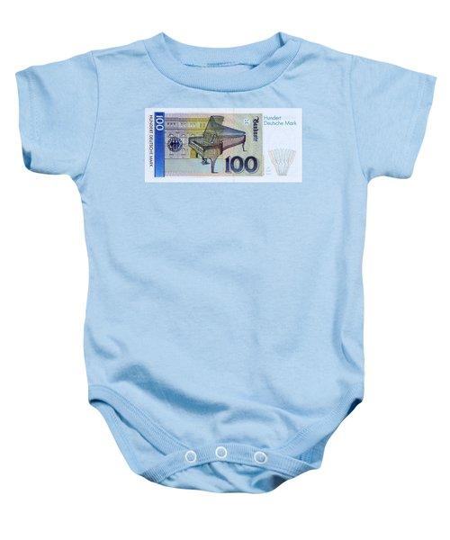 Deutsche Mark Baby Onesie