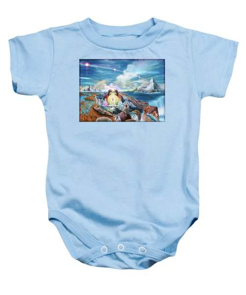 Do You Have A Vision Baby Onesie