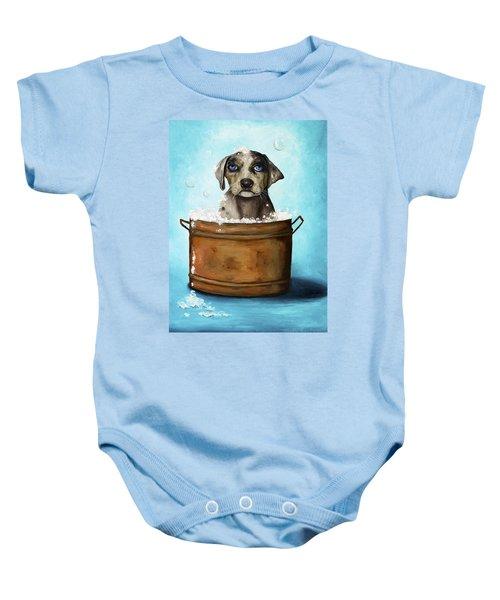 Dog N Suds Baby Onesie
