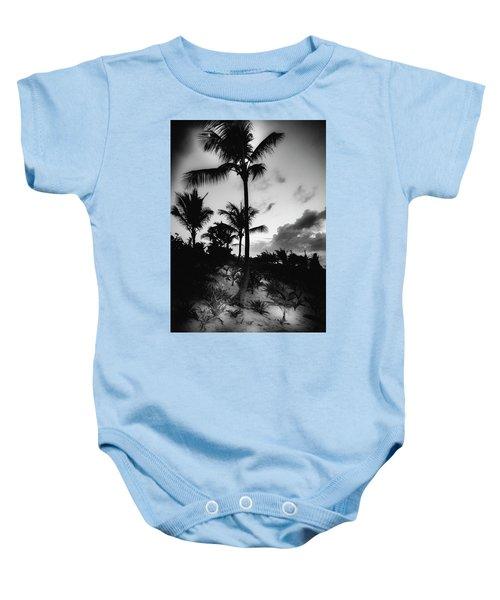 Dominicana Beach Baby Onesie