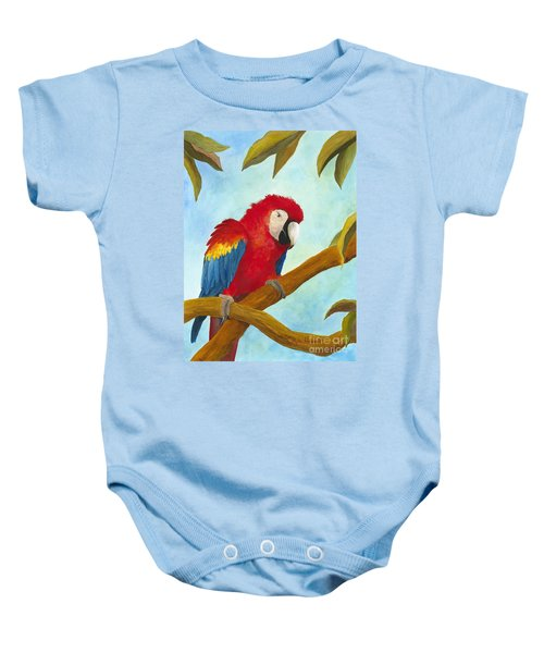 Dont Ruffle My Feathers Baby Onesie