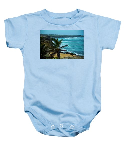 East Coast Bay Baby Onesie