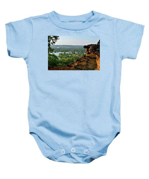 East Lake Winona Baby Onesie