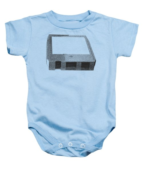 Eight Track Tape Tee Baby Onesie