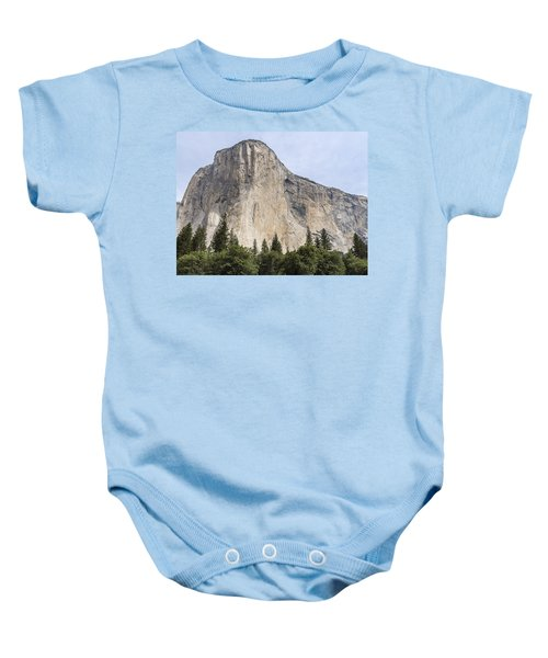 El Capitan Yosemite Valley Yosemite National Park Baby Onesie