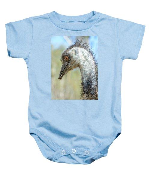 Emu 3 Baby Onesie