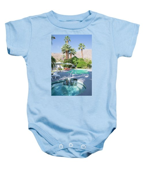 Escape Resort Baby Onesie