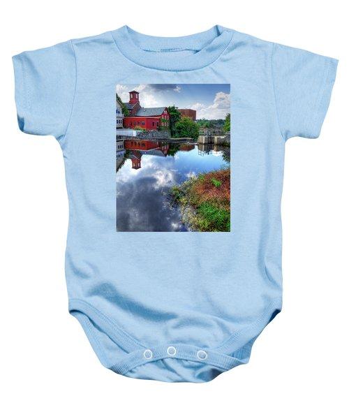 Exeter New Hampshire Baby Onesie