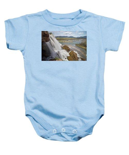 Fall Creek Falls Baby Onesie