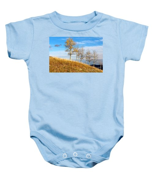 Fall Sentinels Baby Onesie