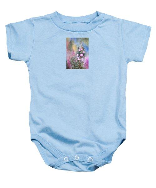 Fireweed Baby Onesie
