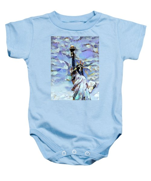 First Lady Of The United States Baby Onesie