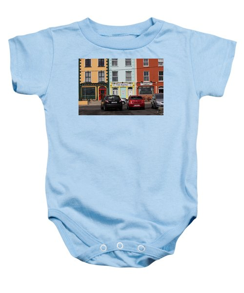 Fish And Chips 4136 Baby Onesie