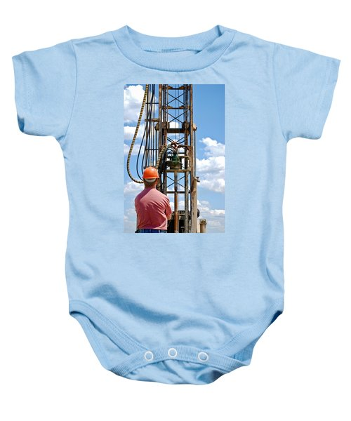 Fixing A Hole Baby Onesie