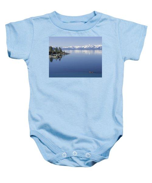Flatwater Kayak Baby Onesie