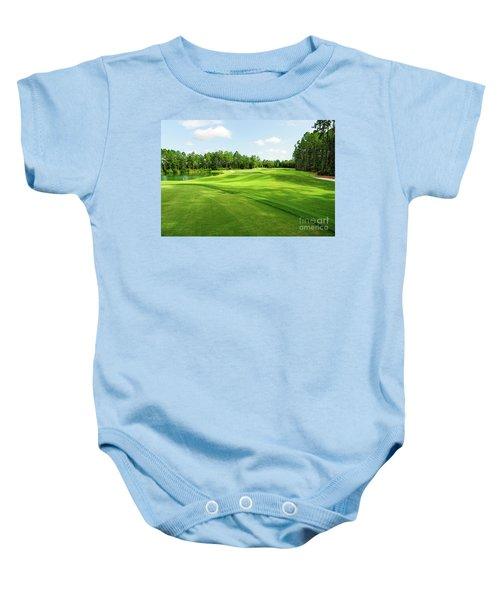 Fleming Island Golf Club Baby Onesie