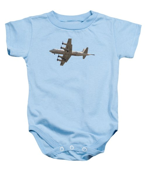 Fly Navy T-shirt Baby Onesie