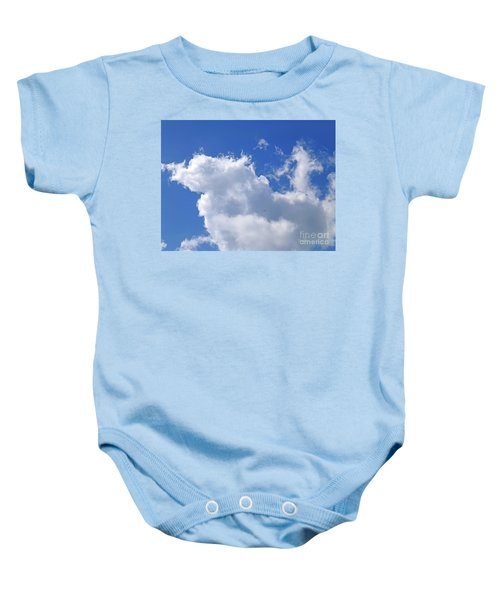 Baby Onesie featuring the photograph Freedom by Francesca Mackenney