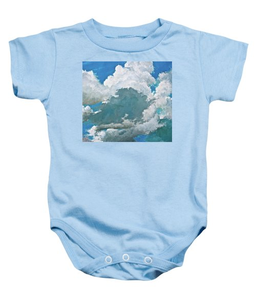 From Both Sides Now Baby Onesie