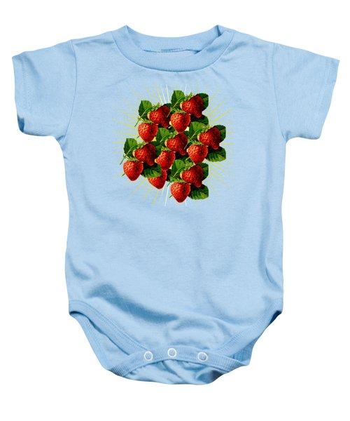Fruit 0101 Baby Onesie