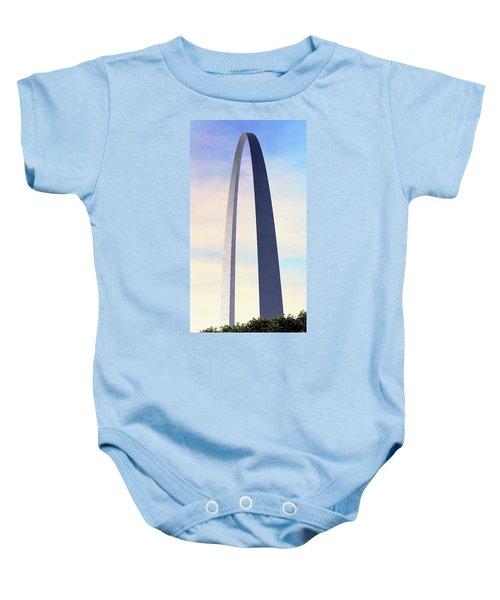 Gateway Arch - St Louis Baby Onesie