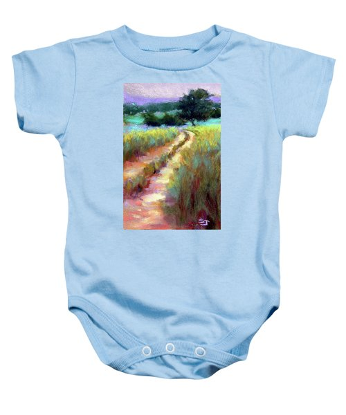 Gentle Journey Baby Onesie