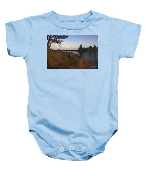 Georgian Bay Sunrise-4300 Baby Onesie