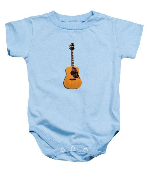 Gibson Hummingbird 1968 Baby Onesie