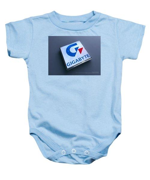 Gigabyte Baby Onesie
