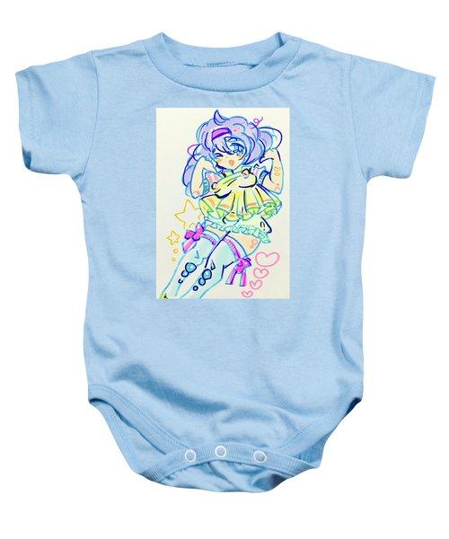Girl04 Baby Onesie