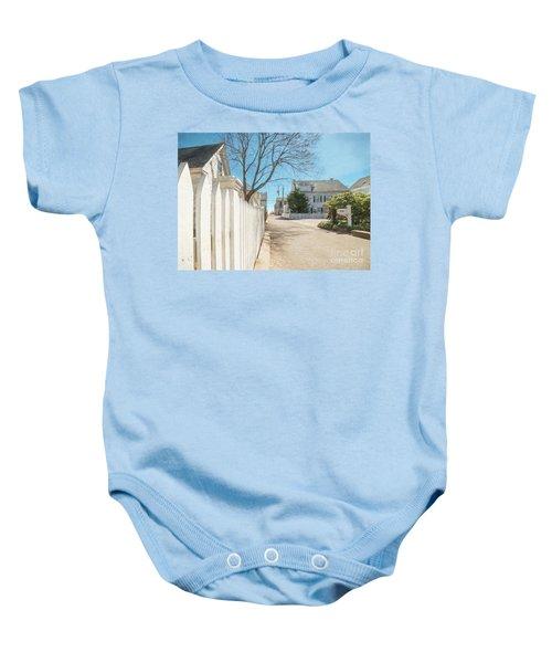 Gosnold St. Provincetown Baby Onesie